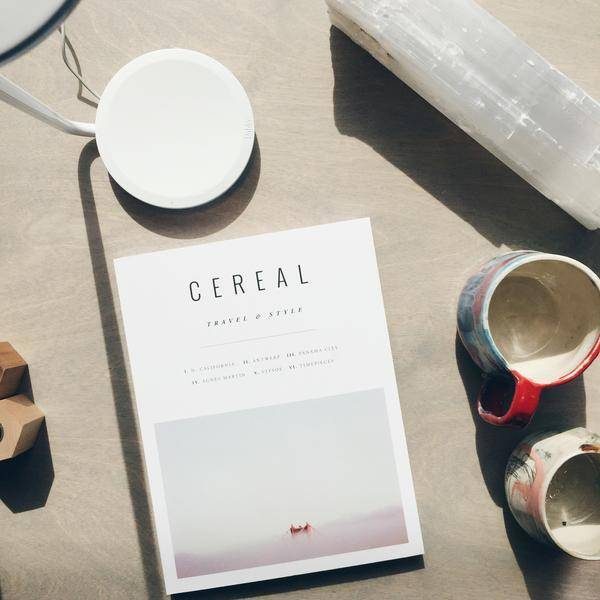 Cereal Magazine, Volume 13