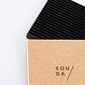 Souda Fin Trivet, Black, OS