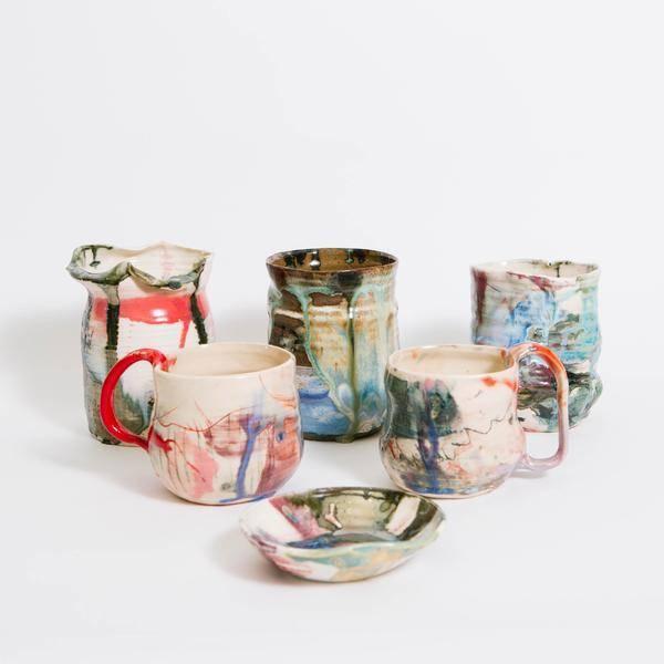 Glaze Moods Vase 2