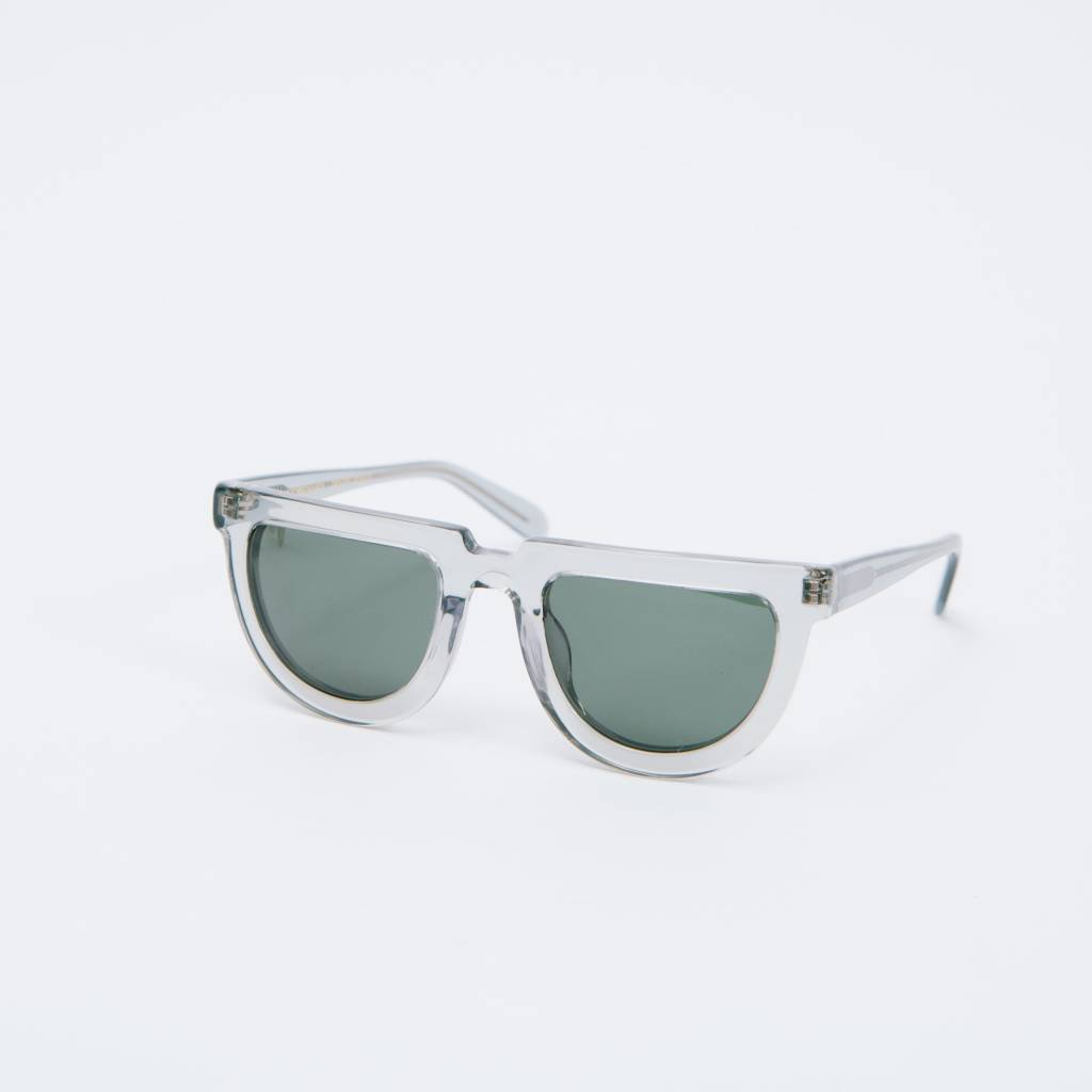 Han Kjobenhavn Hauss Sunglasses Grey Transparent