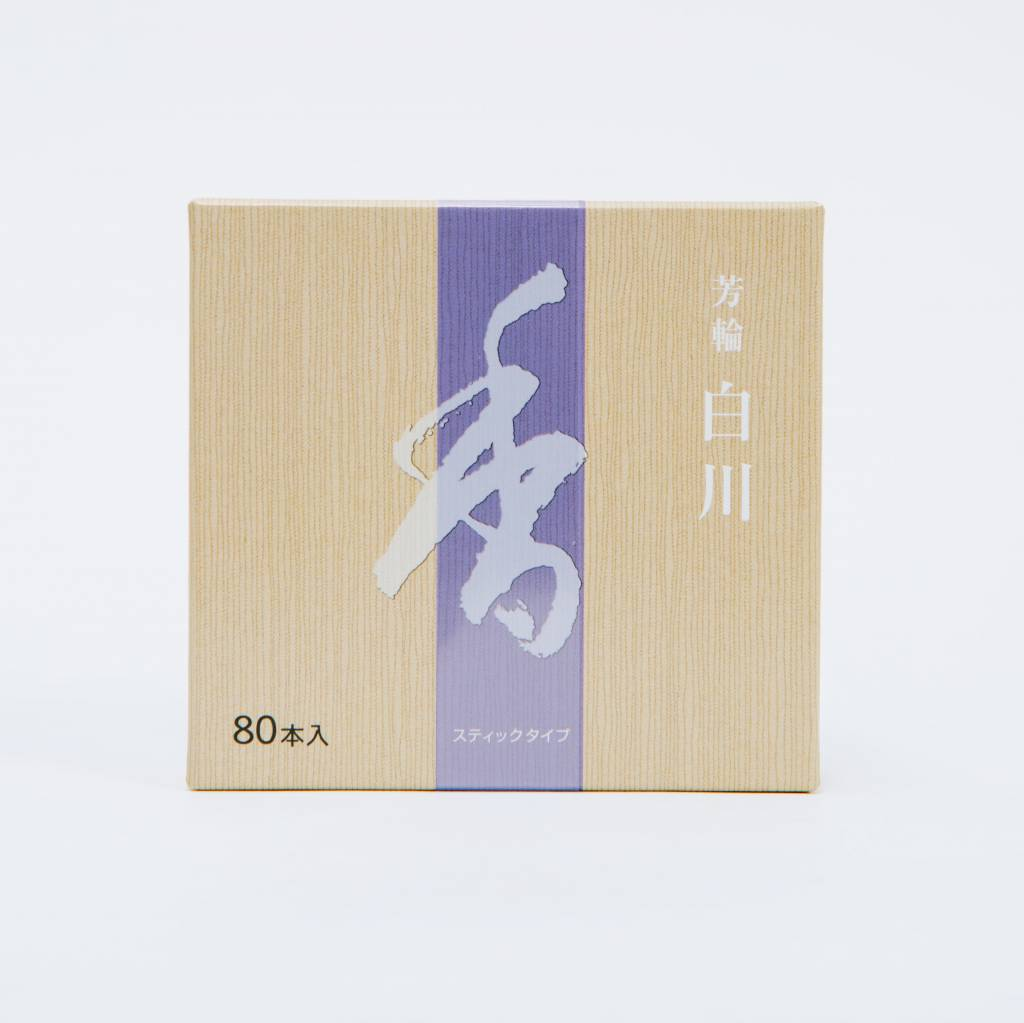 Shoyeido Shirakawa-- White River 80 Sticks