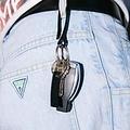 Standard Pattern Co Blackend Solid Brass Belt Hook