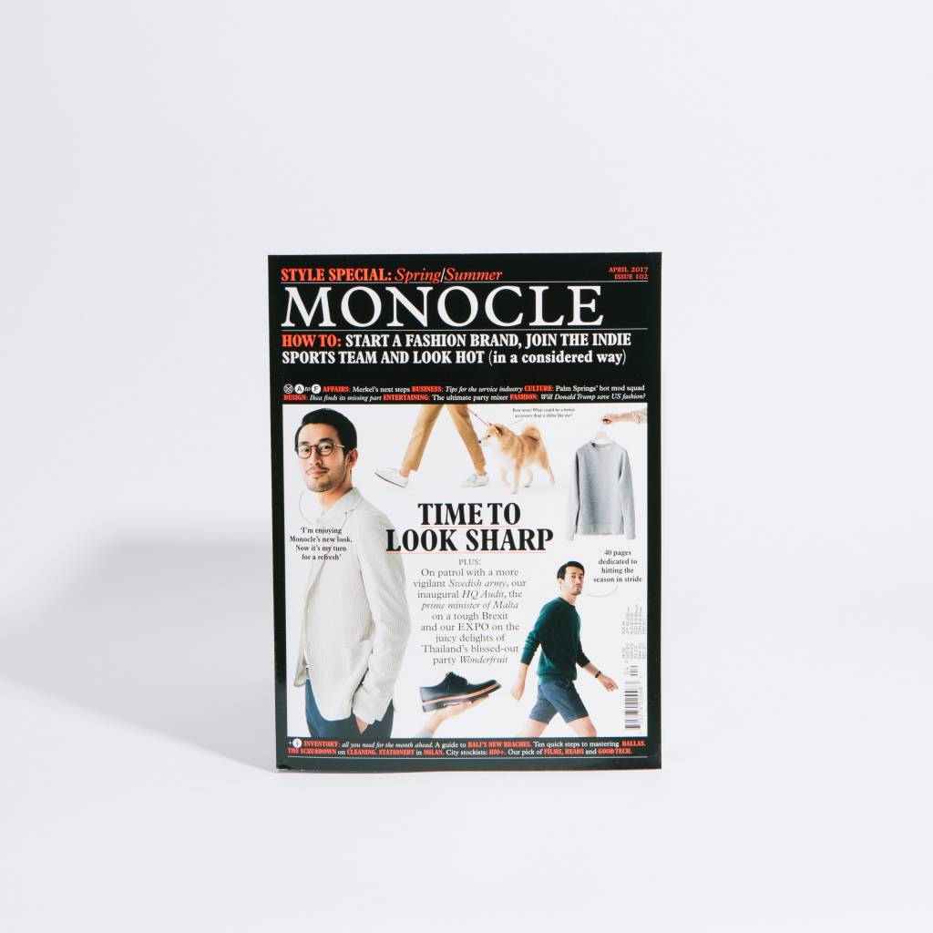 Monocle, Issue 102