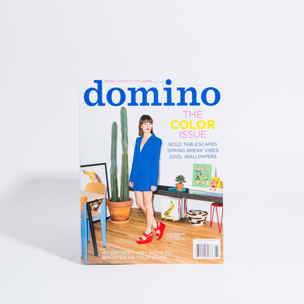 Domino Magazine Spring 2017