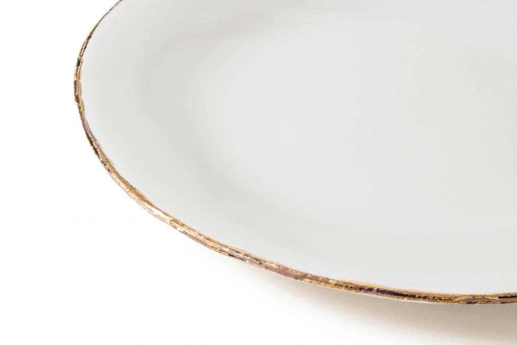 Sarah Cihat Edge Salad Plate