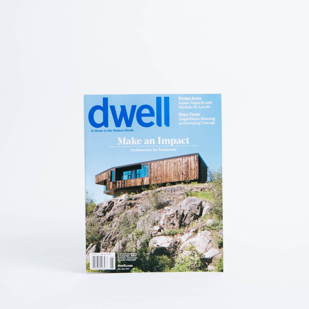 Dwell, May/June 2017