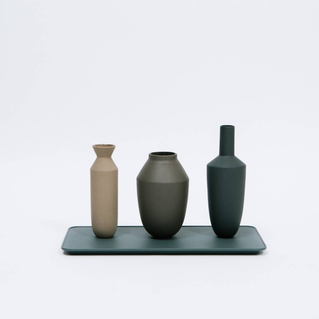Muuto Balance  Vase set  Set of 3 vases - Nature