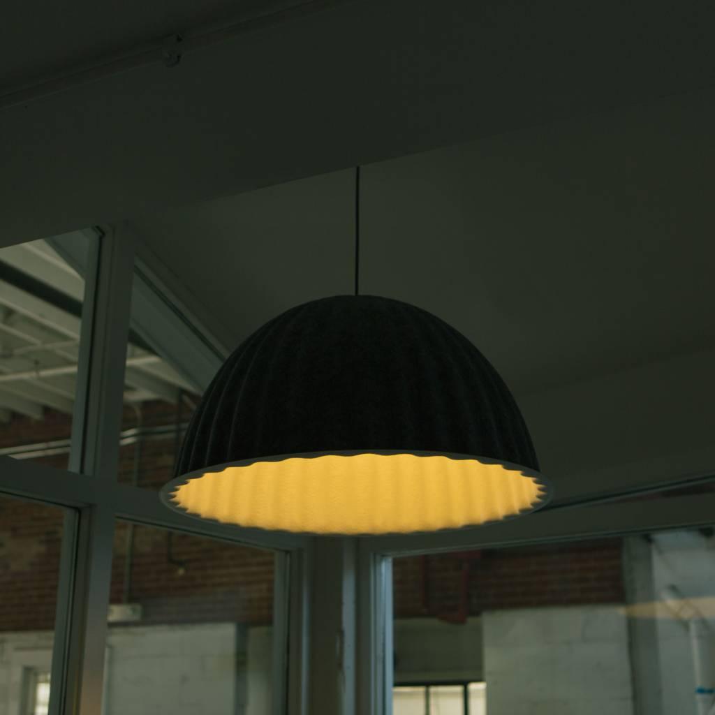 Muuto Under the Bell  Pendant Lamp   - Grey *UL vers.