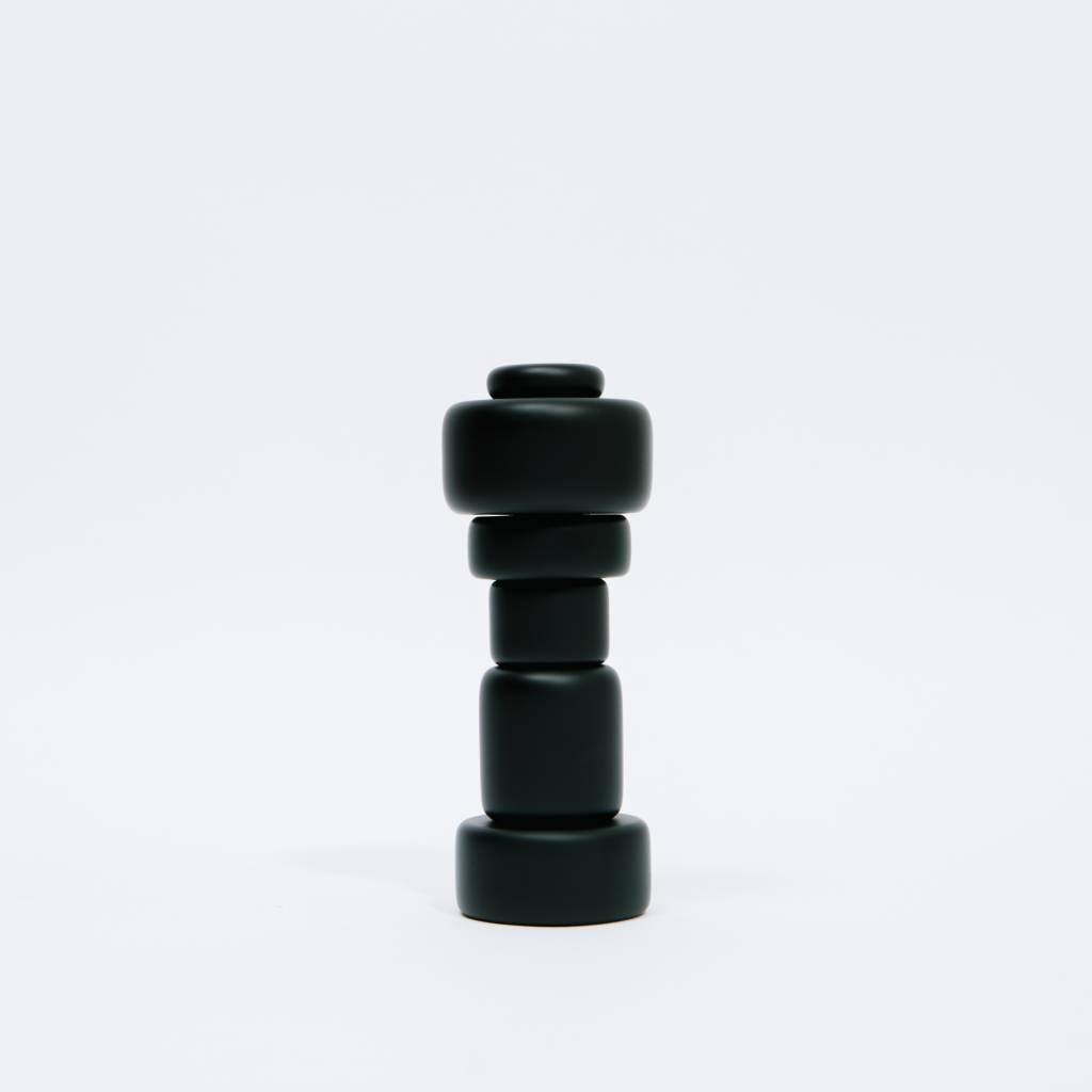 Muuto Plus  Grinder   - Black
