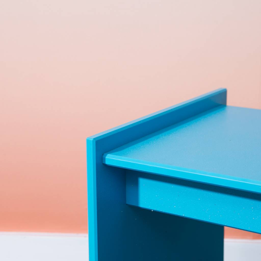Loll Designs Sofia Side Table, Sky