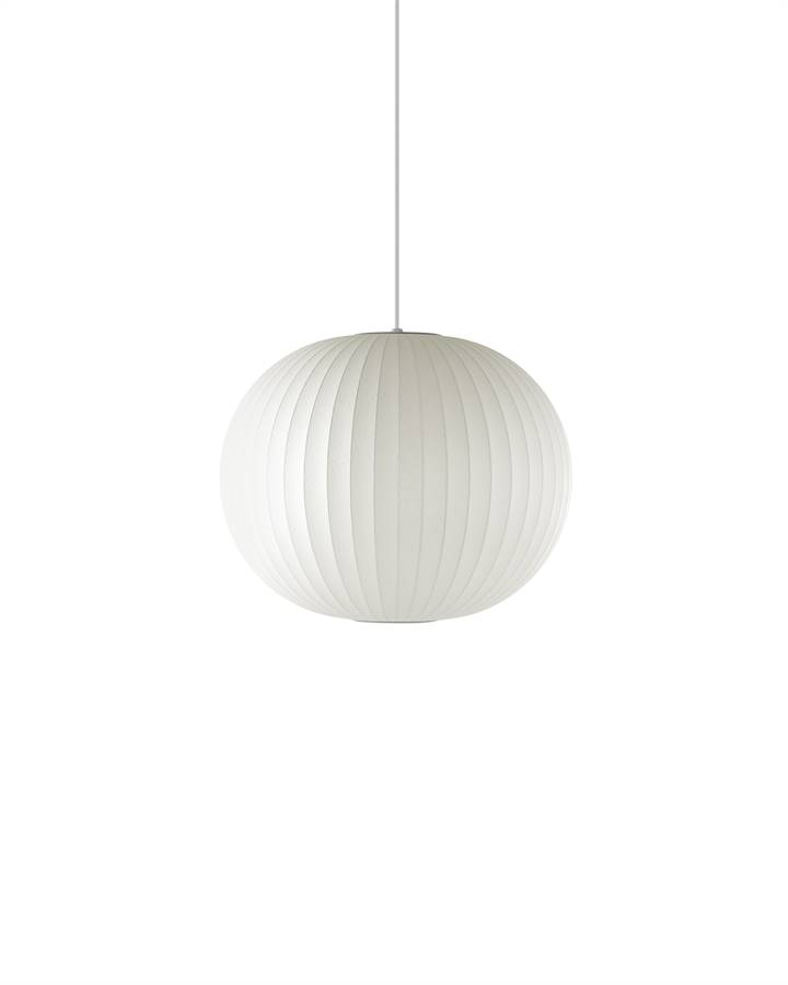 Herman Miller George Nelson Bubble Lamp Pendant
