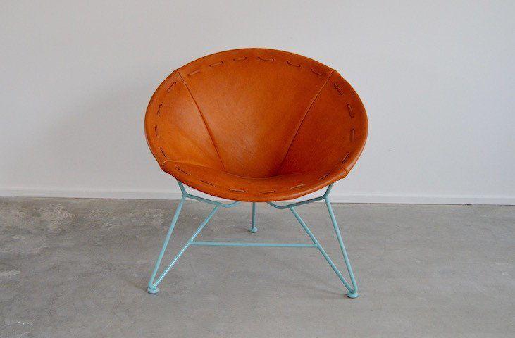 Garza Marfa Garza Marfa Round Chair