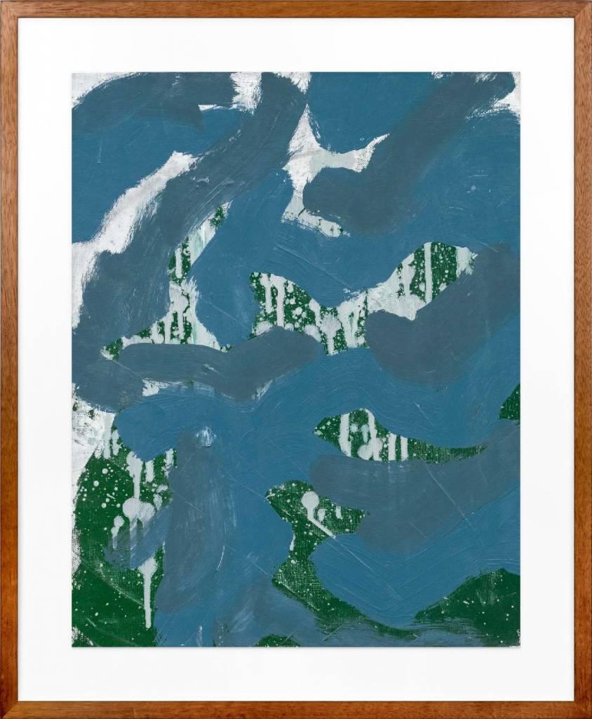 TWYLA Underwater Camo (Blue Reef)