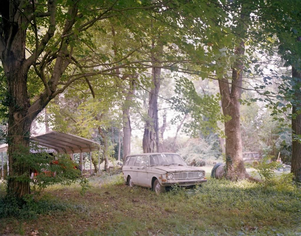 "Caroline Allison Caroline Allison Print ""Slickaway Road"""