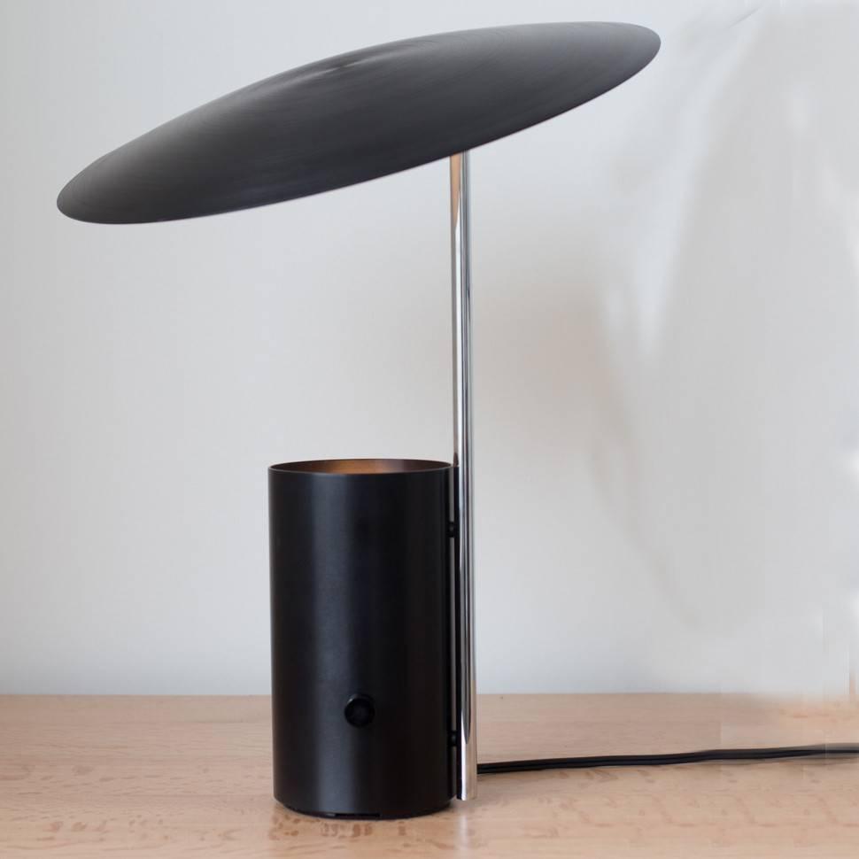 Herman miller half nelson table lamp wilder for Half nelson table lamp