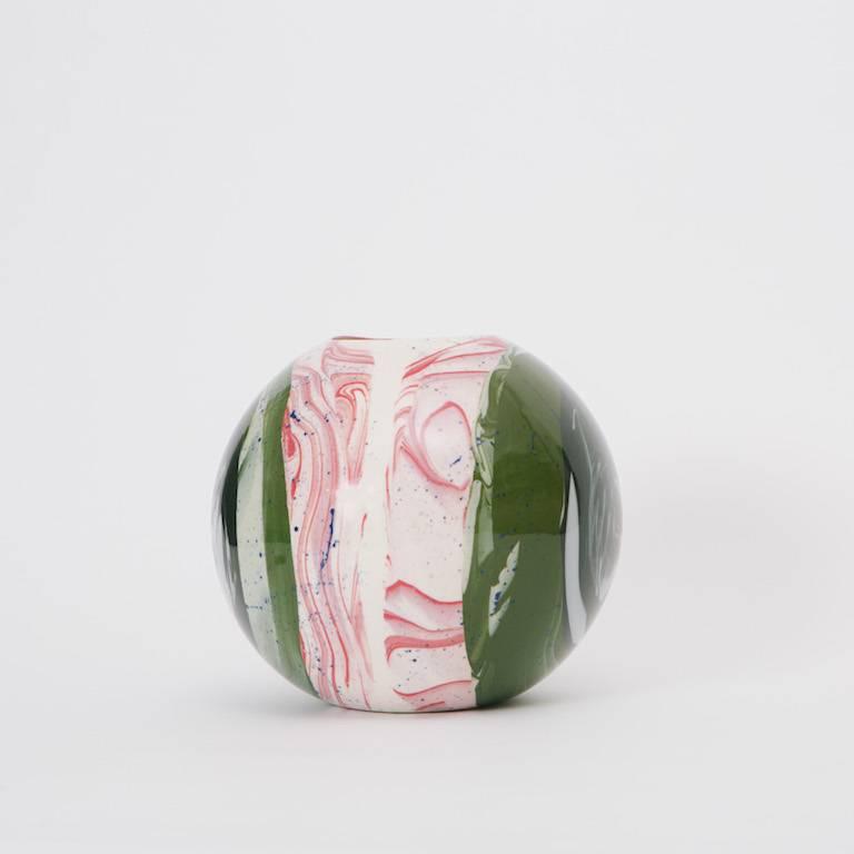 Sarah Cihat Sarah Cihat Stellar Large Globe Vase