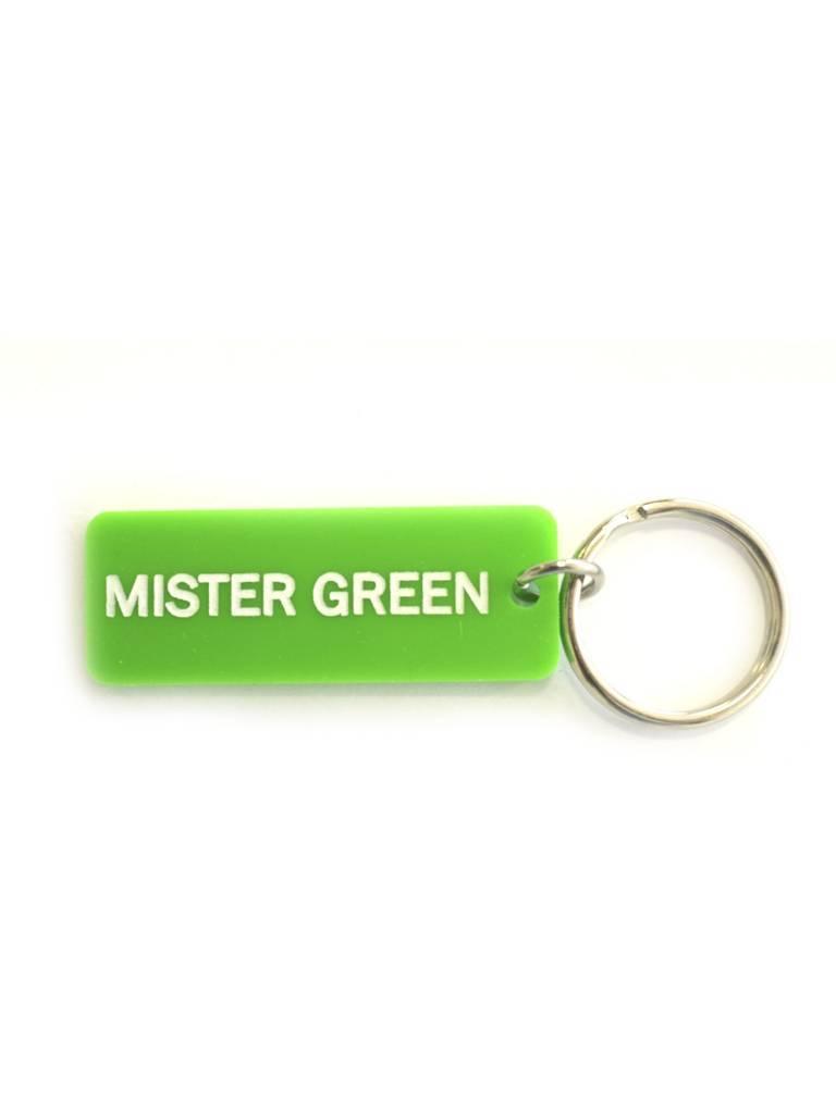 Mister Green Mister Green Keytag
