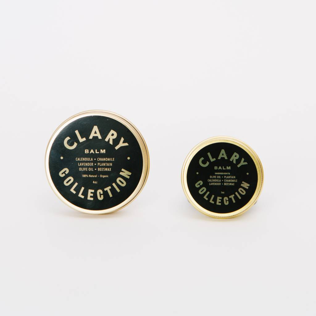 Clary Collection Clary Balm 4oz.