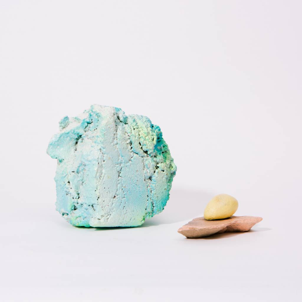 Annie Pendergrast Blue Object