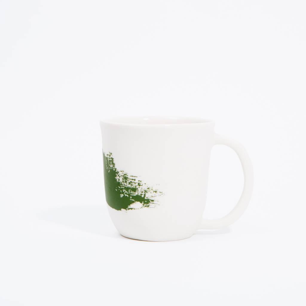 Sarah Cihat Sarah Cihat Brushstroke Mug