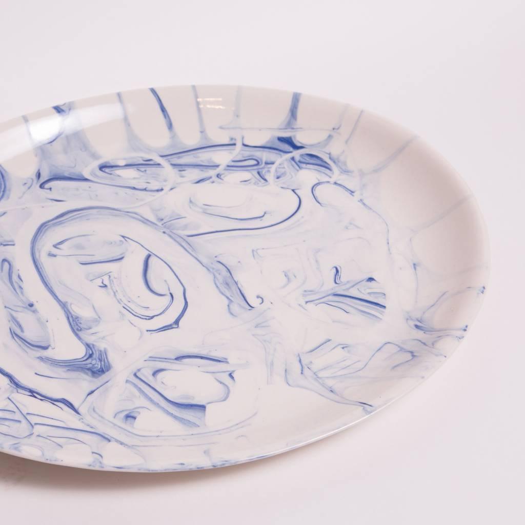Sarah Cihat Marble Platter