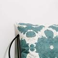 "Eskayel The Dance 24"" Pillow, Oyster Linen"