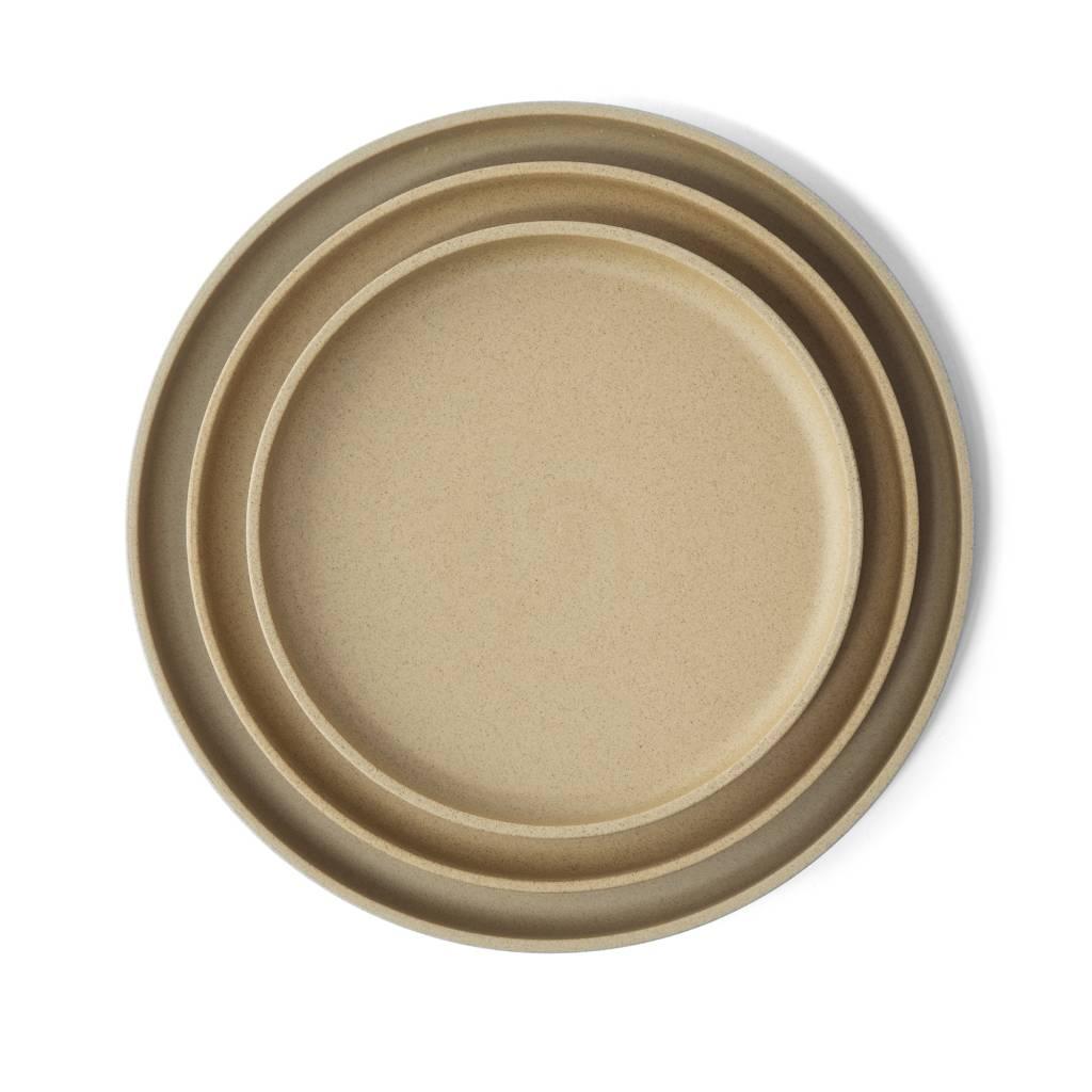 Hasami Porcelain Hasami Porcelain Natural Plate