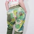Absorka Vintage German Camo Canvas Pants