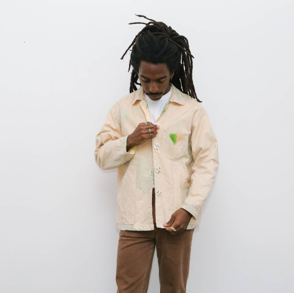 Absorka Wax Canvas Chore Coat