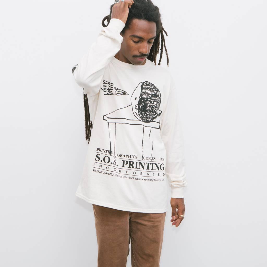 UDLI Editions SOS Printing Tee