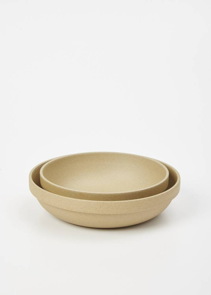 Hasami Porcelain Hasami Porcelain Natural Round Bowl