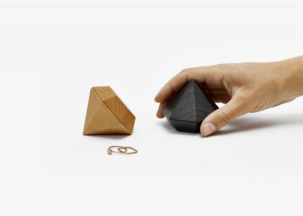 Areaware Diamond Box - Natural