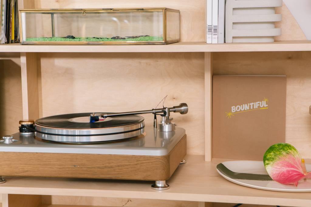 Shinola Audio The Rose Gold Runwell Turntable