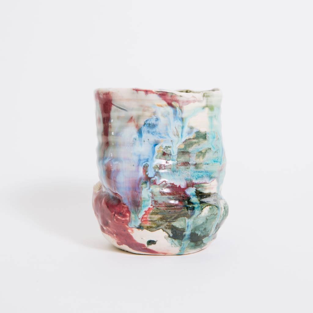 Glaze Moods Vase 3
