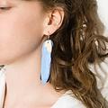 Maria Brinch Whittled Earrings