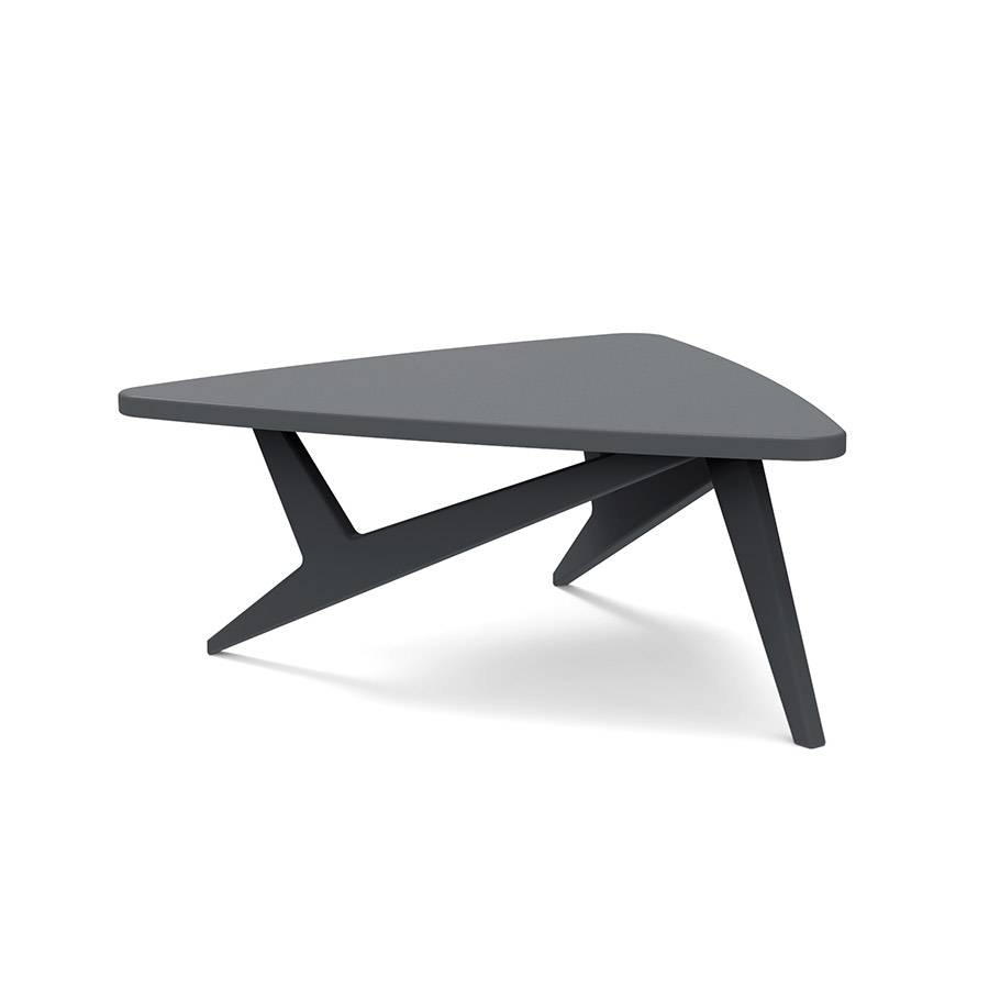 Loll Designs Rapson Table Charcoal Grey