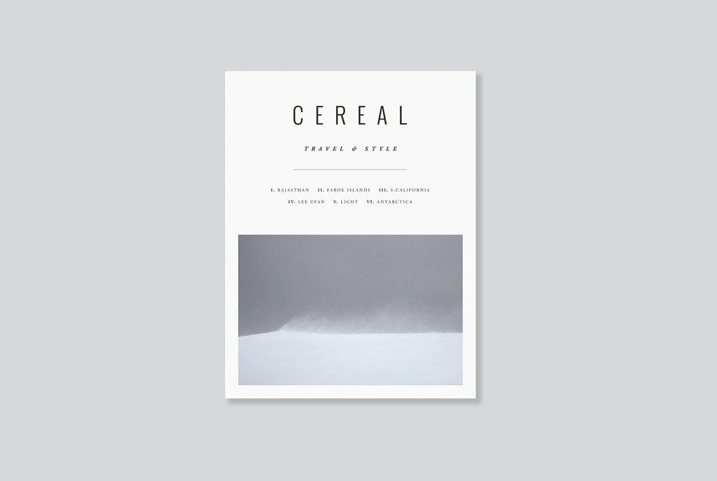 Cereal Cereal Magazine
