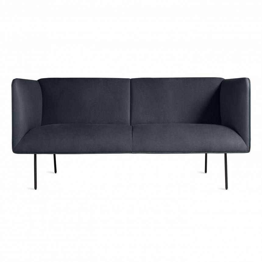 Blu Dot Dandy Leather Sofa