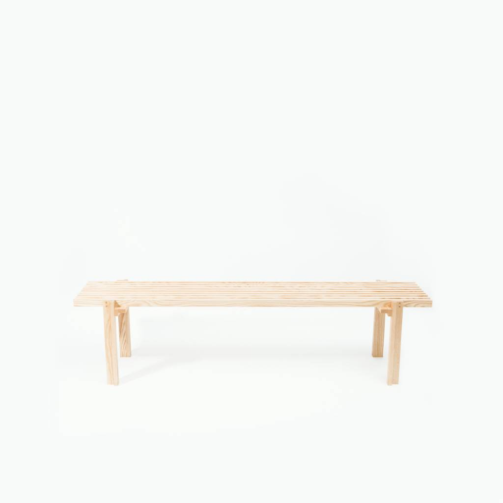 Kump Studio Slat Bench