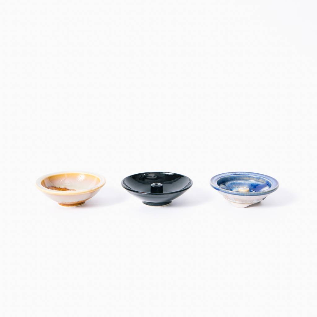 Shoyeido Prism Wheel Incense Burner