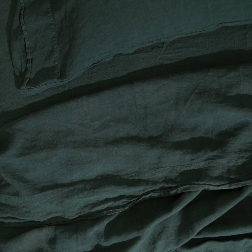 Hawkins NY Simple Linen Flat Sheet