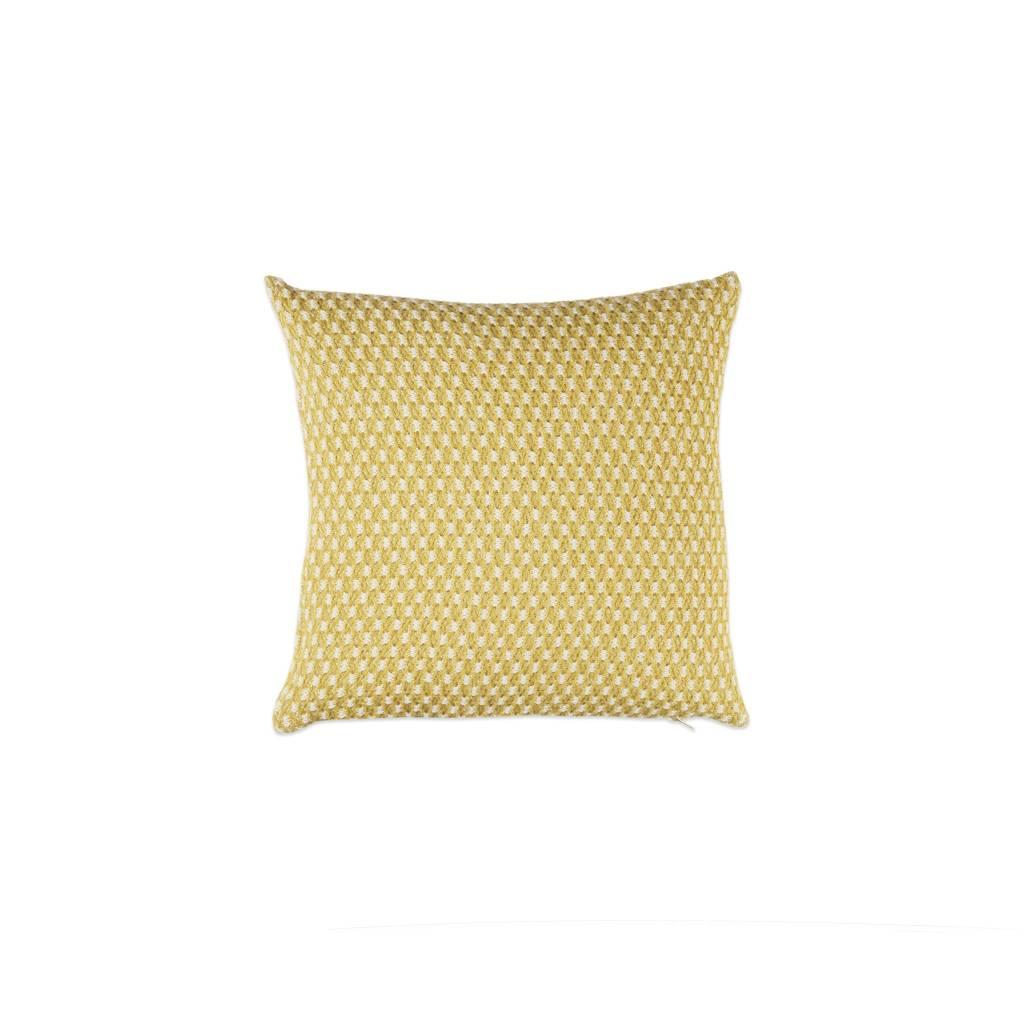 Hawkins NY Simple Woven Pillow - Diamond Weave