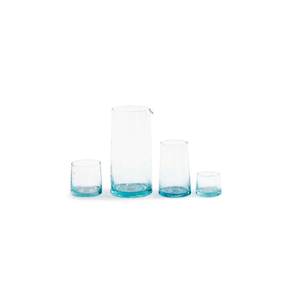 Hawkins NY Recycled Glass Tumbler