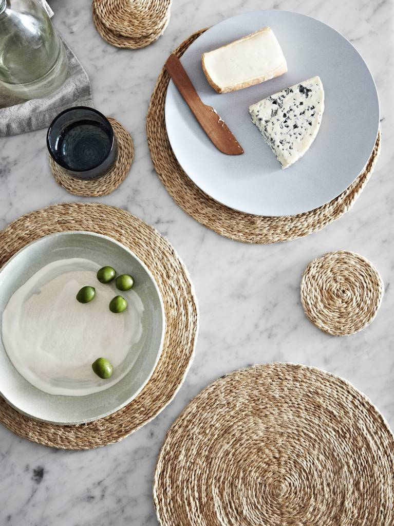 Armadillo & Co. Zinnia Weave Placemats, Set of 6