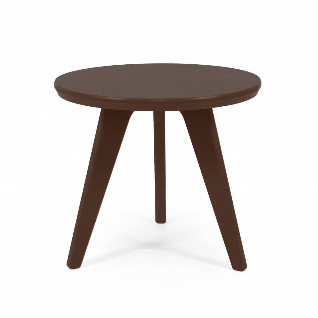 """Loll Designs Satellite End Table (Round 18"""")"""