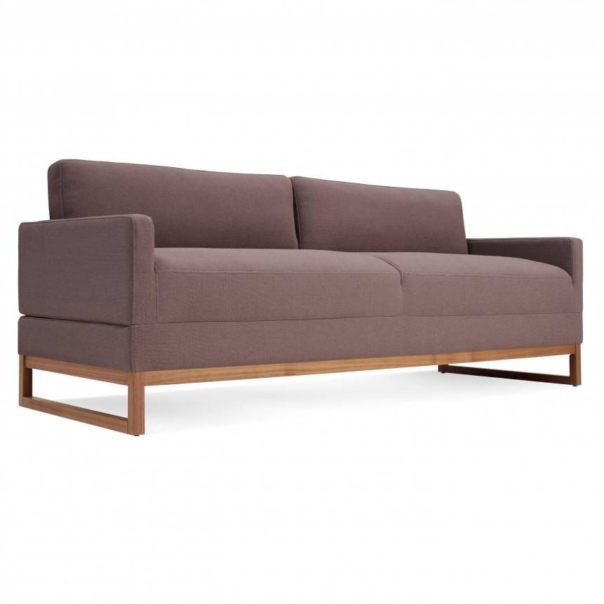 "Blu Dot Diplomat 80"" Sleeper Sofa"
