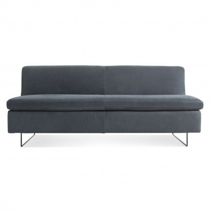 """Blu Dot Clyde 67"""" Leather Sofa"""