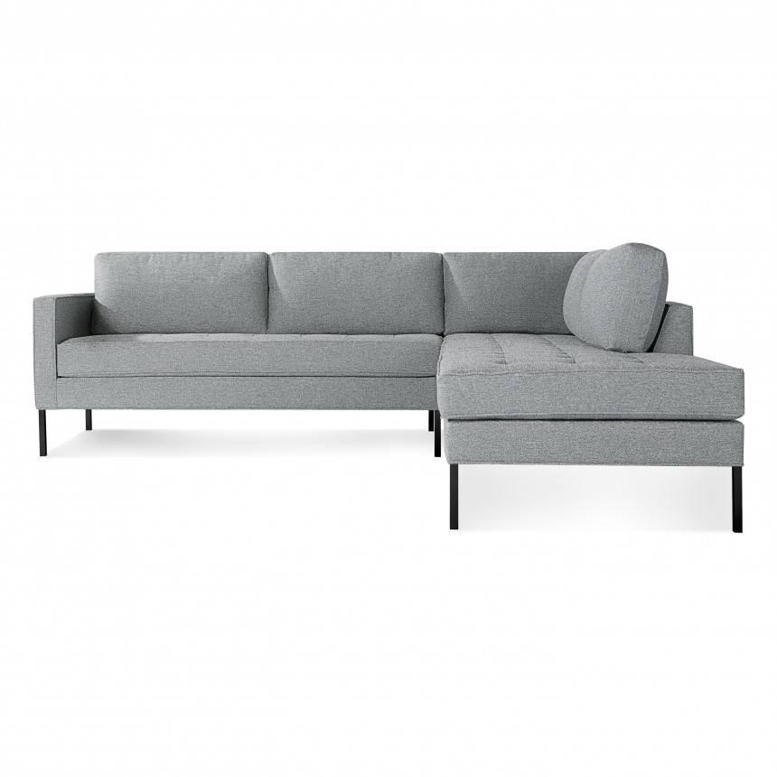 Blu Dot Paramount Right Sectional Sofa