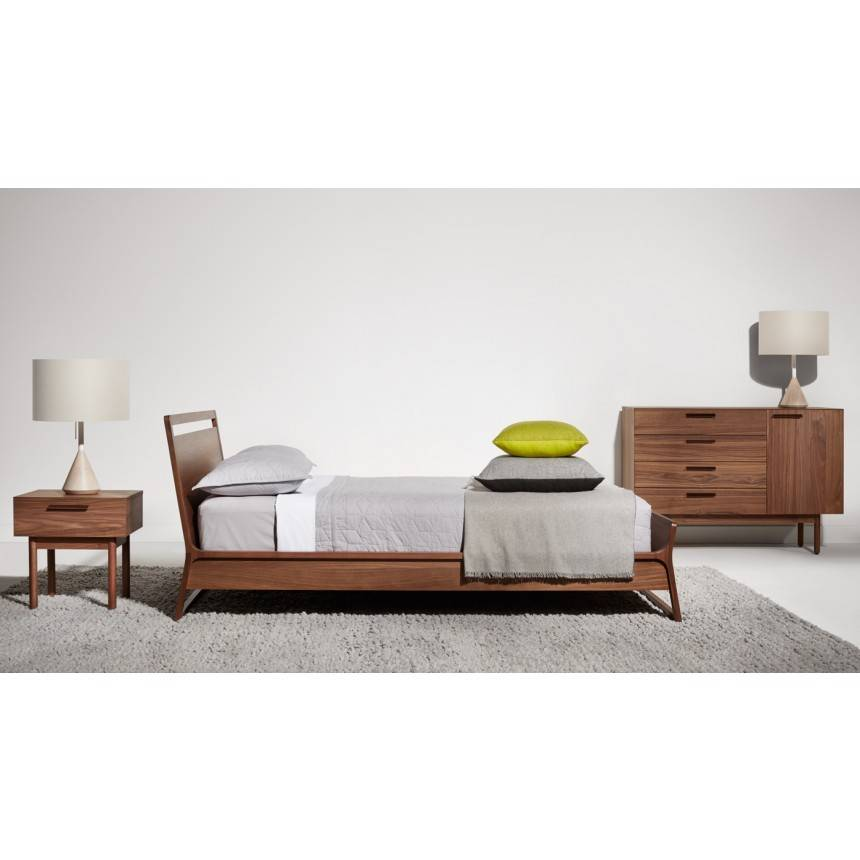 Blu Dot Woodrow Bed