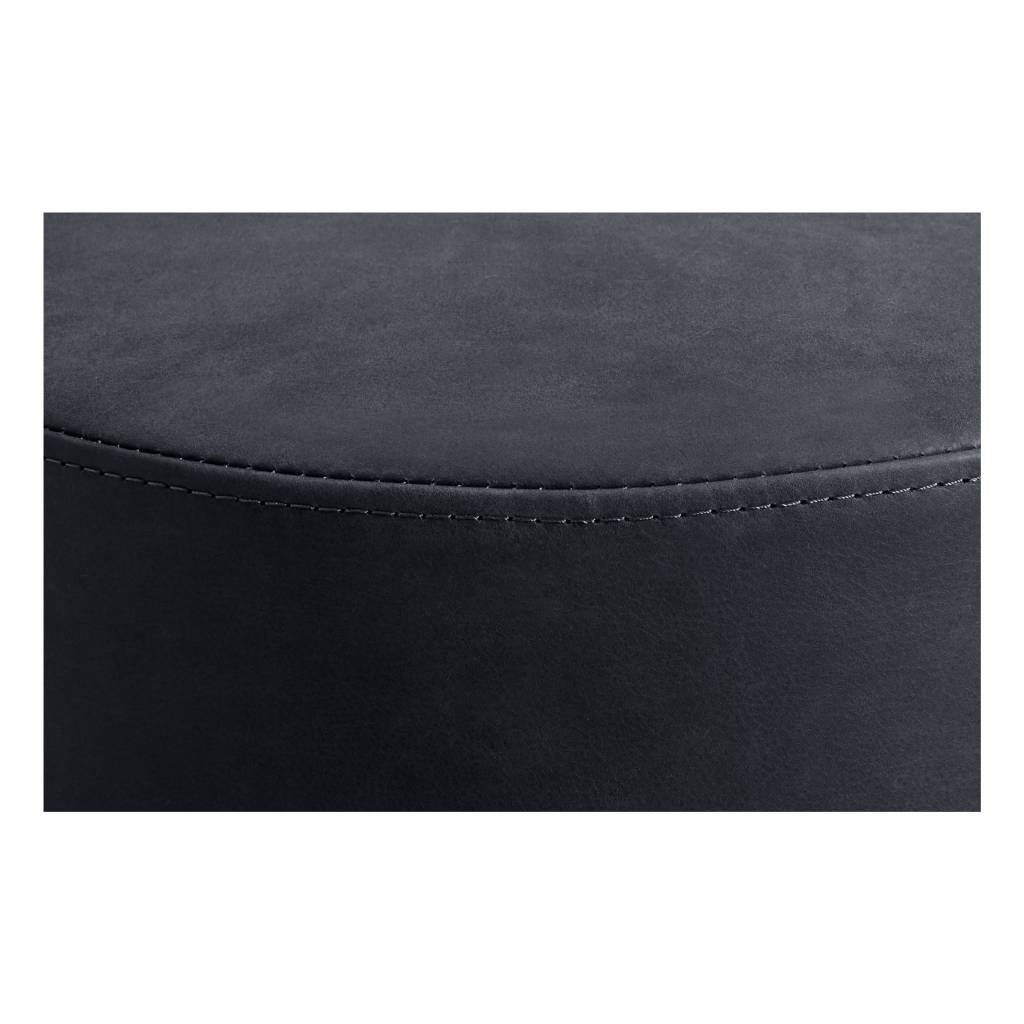 Blu Dot Bumper Leather Small Ottoman